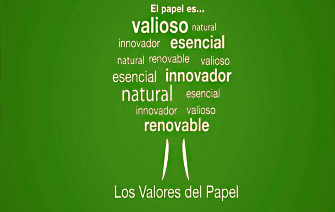 The values of paper